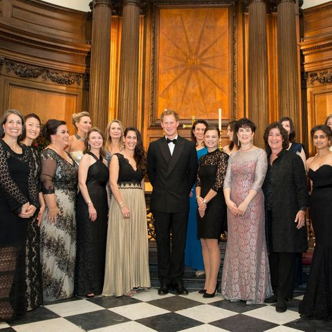 Prinz Harry bei der 100 Women in Hedge Funds in London