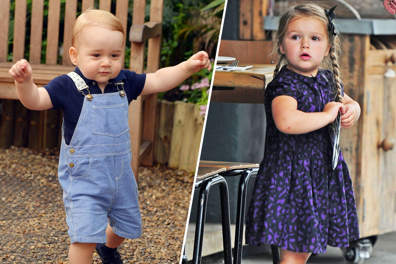 Prinz George, Harper Seven Beckham