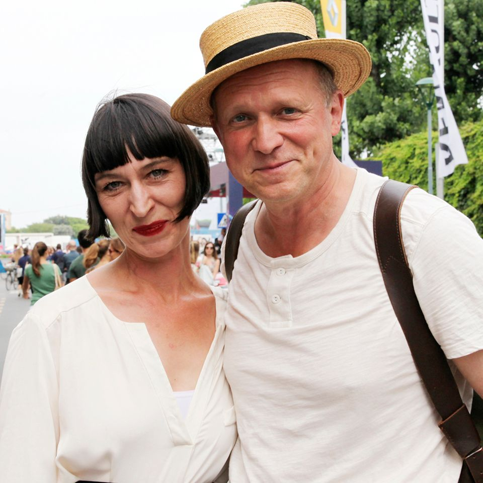 Ulrich Tukur + Katharina John