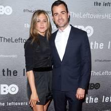 Jennifer Aniston + Justin Theroux