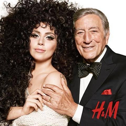 Lady Gaga + Tony Bennett