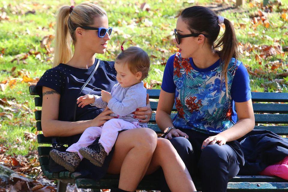 Michelle Hunziker, Sole, Aurora