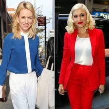 Naomi Watts und Gwen Stefani