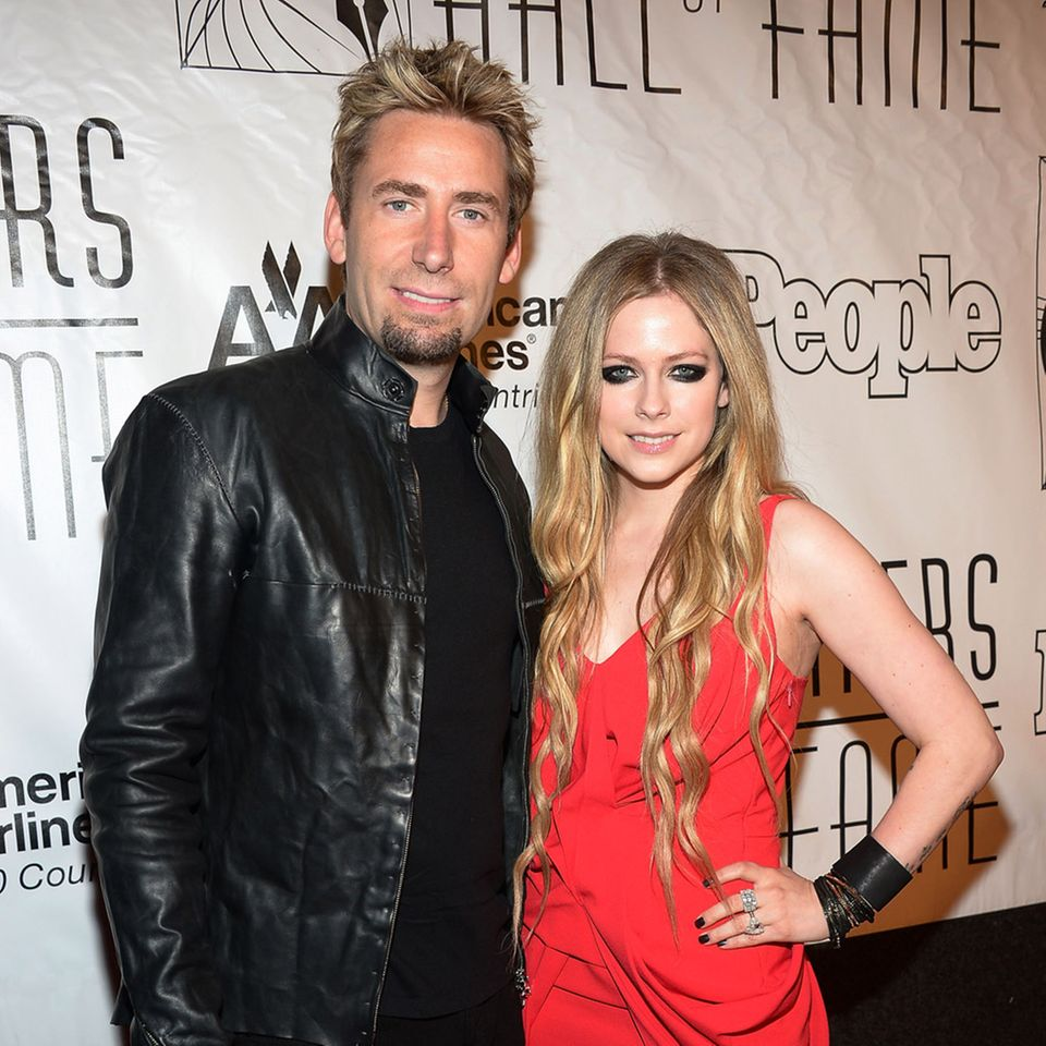 Chad Kroeger + Avril Lavigne
