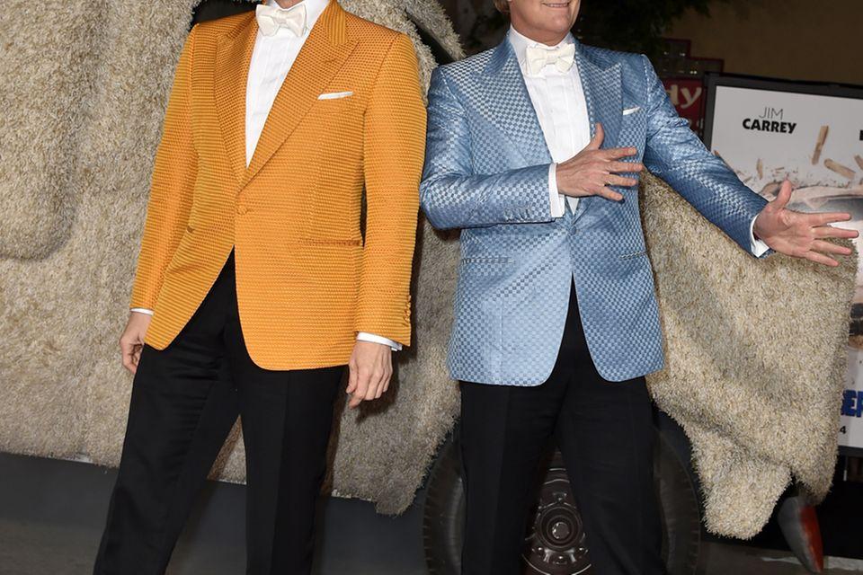 Jim Carrey + Jeff Daniels