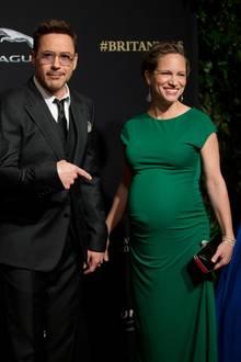 Robert Downey Jr., Susan Downey