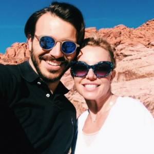 Britney Spears + Charlie Ebersol