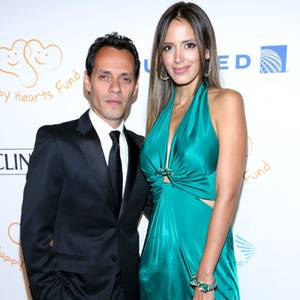 Marc Anthony + Shannon De Lima