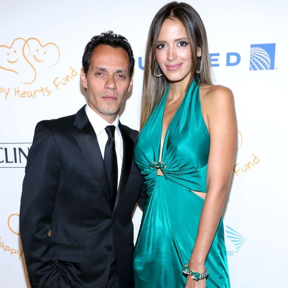 Marc Anthony + Shannon De Lima