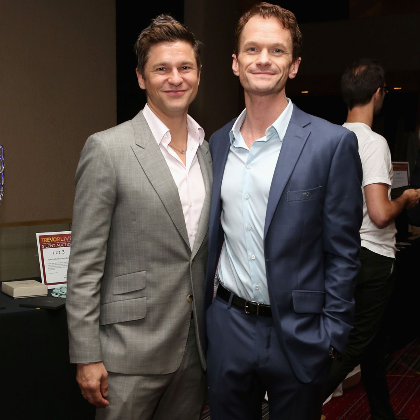 David Burtka + Neil Patrick Harris