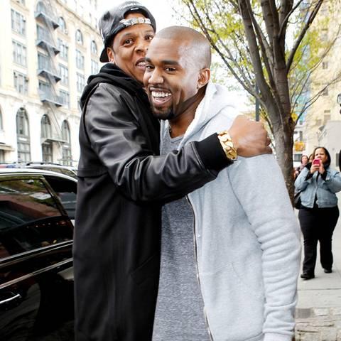 Jay-Z + Kanye West