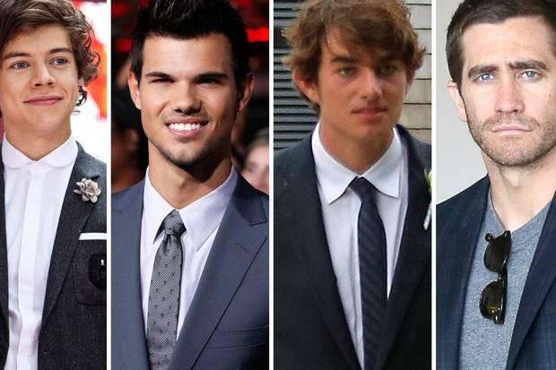 Ihre Verflossenen: Harry Styles, Taylor Lautner, Conor Kennedy und Jake Gyllenhaal