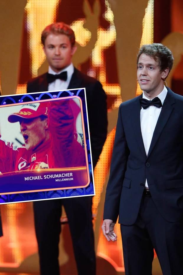 Sebastian Vettel Starporträt News Bilder Galade