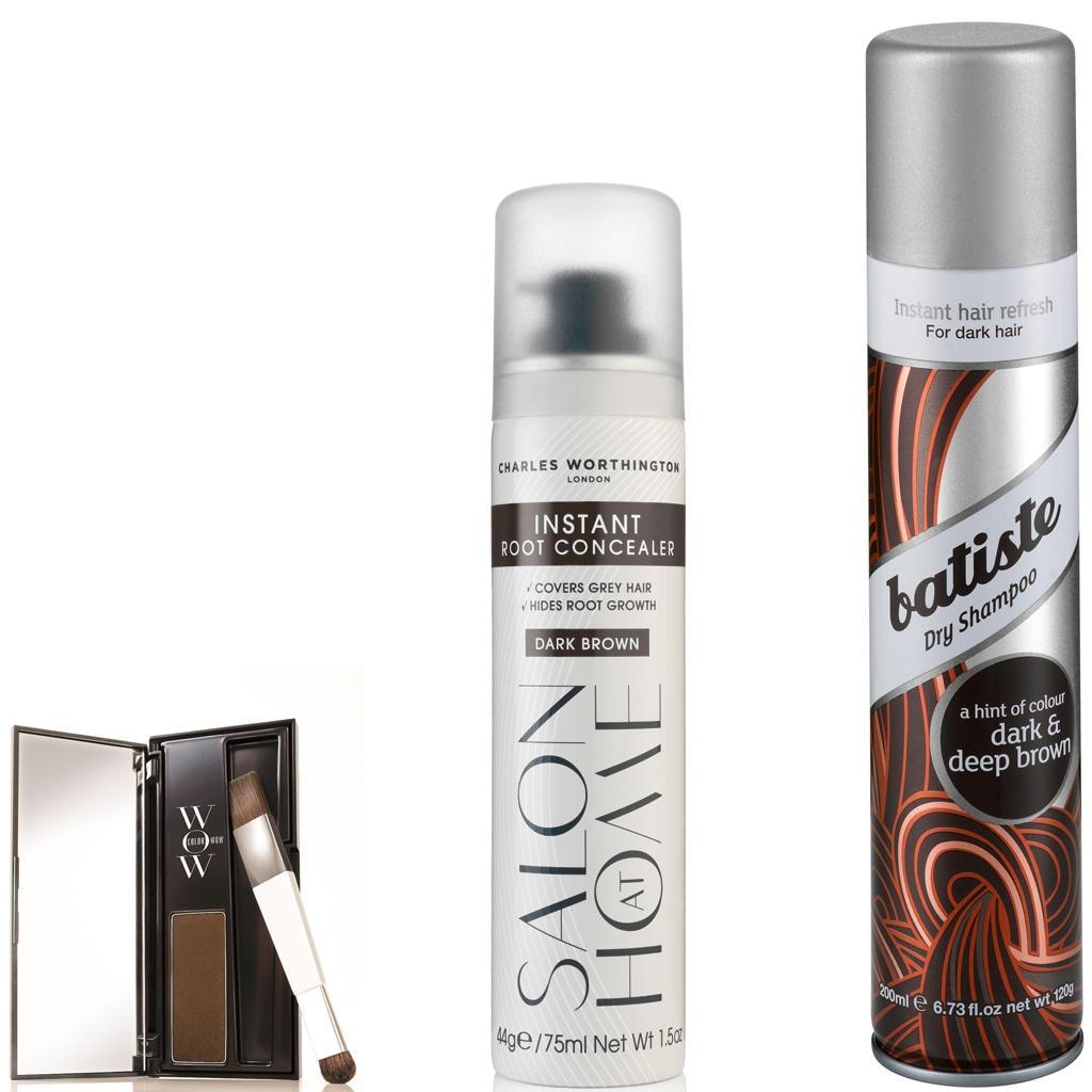 Braun shampoo gegen graue haare