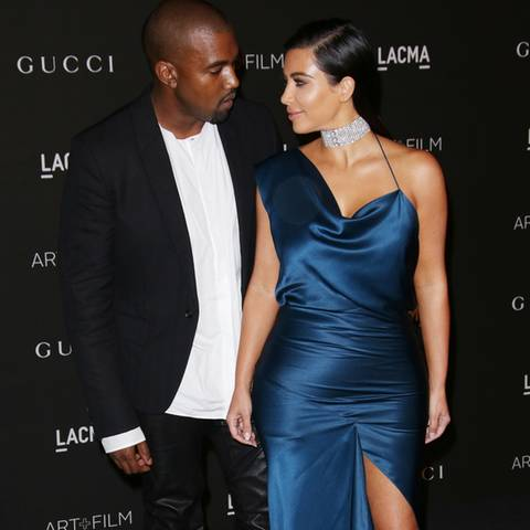 Kanye + Kim