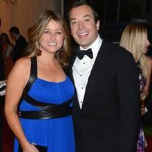 Nancy + Jimmy Fallon