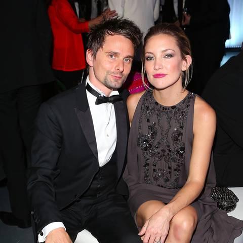Matt Bellamy + Kate Hudson