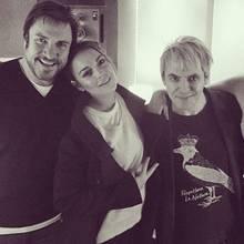 Duran Duran, Lindsay + Ali Lohan