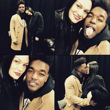 Jessie J + Luke James
