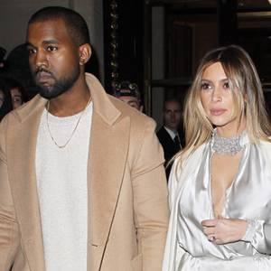 Kim + Kanye