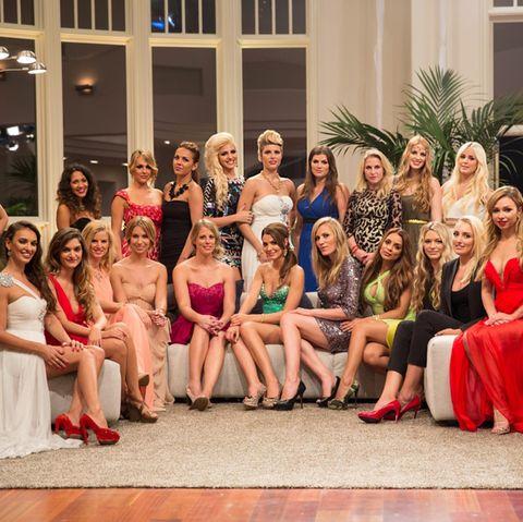 Bachelor Kandidatinnen 2015