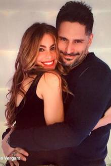 Sofia Vergara + Joe Manganiello