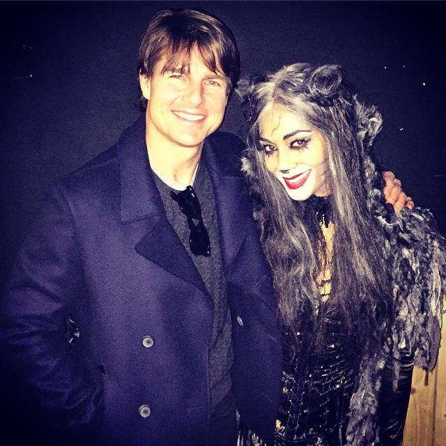Tom Cruise, Nicole Scherzinger