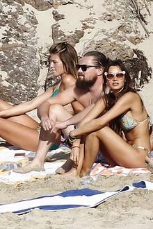 Leonardo DiCaprio im Urlaub auf St. Barths.