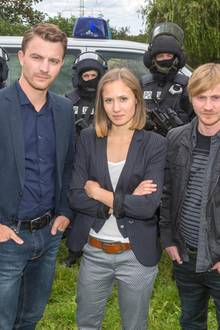 Erfurter 'Tatort'-Stars