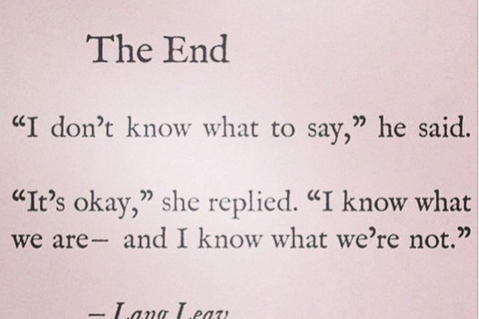"""Dieses Gedicht kommentiert Sylvie Meis auf Instagram mit den Worten: """"Wir sind immer noch beste Freunde, auch wenn wir inzwischen kein Paar mehr sind."""" Damit bestätigt sie die Trennung von Samuel Deutsch."""