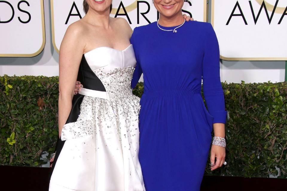 Tina Fey + Amy Poehler