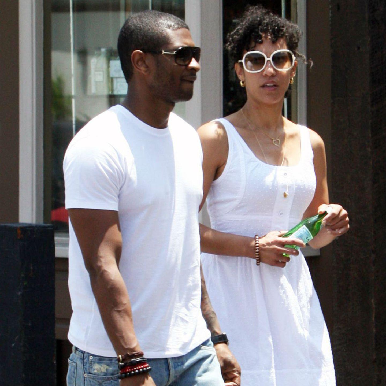 Usher + Grace Miguel