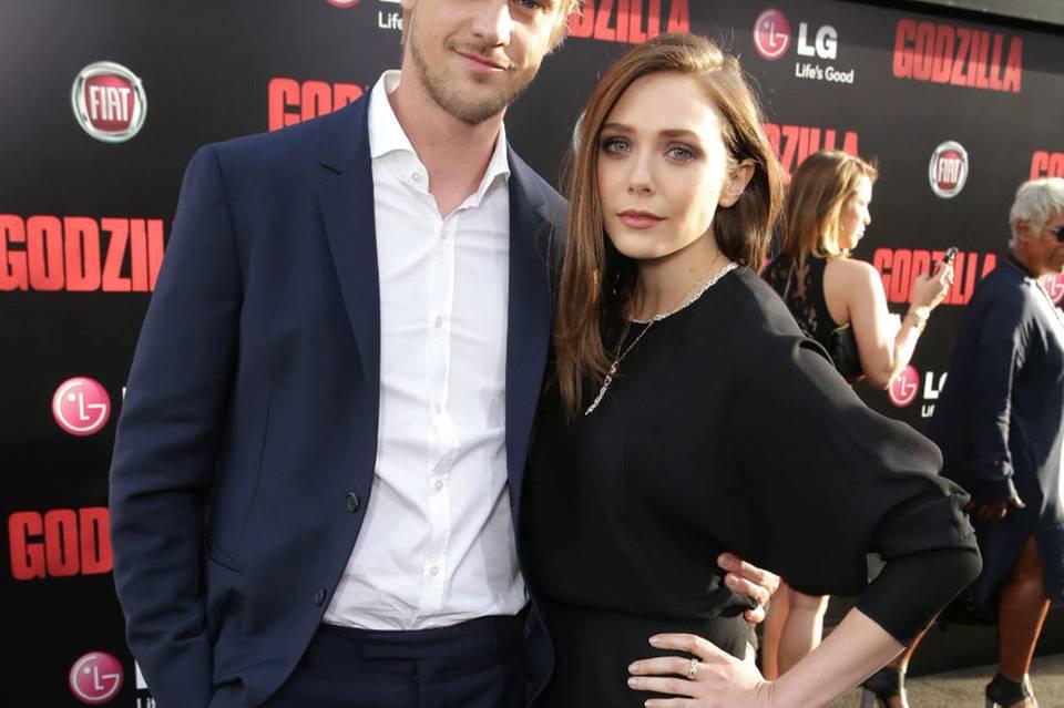 Boyd Holbrook + Elizabeth Olsen