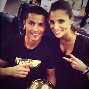 Cristiano Ronaldo, Lucia Villalon