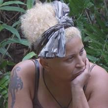 Patricia Blanco musste als Erste das Camp verlassen.