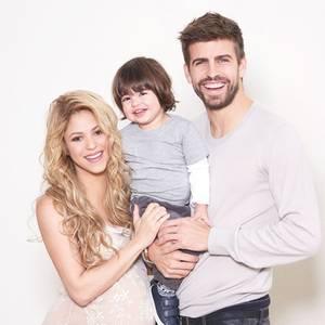 Shakira, Milan, Pique