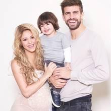 Shakira, Milan, Piqué