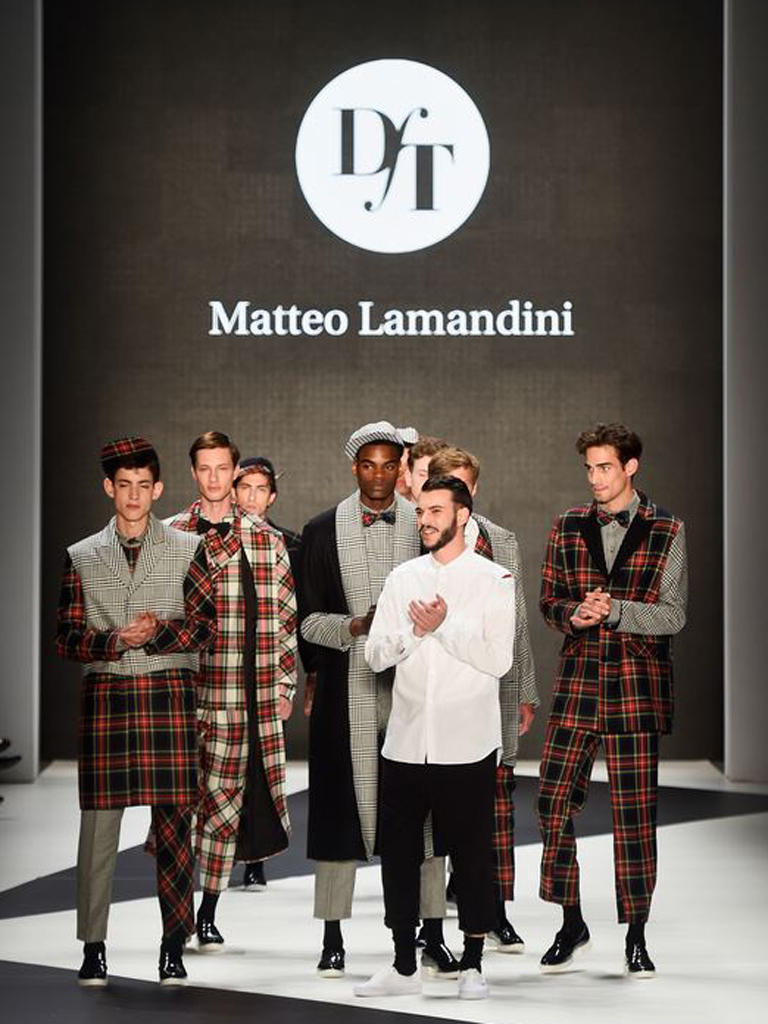 "Matteo Lamandini - ""Designer for Tomorrow""-Awards"