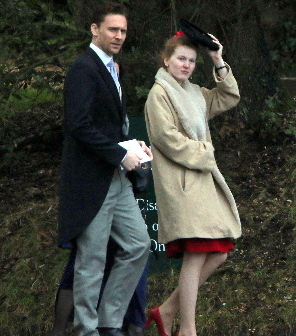 Tom Hiddleston ist einer von nur 40 Gästen bei Benedict Cumberbatchs Hochzeit.
