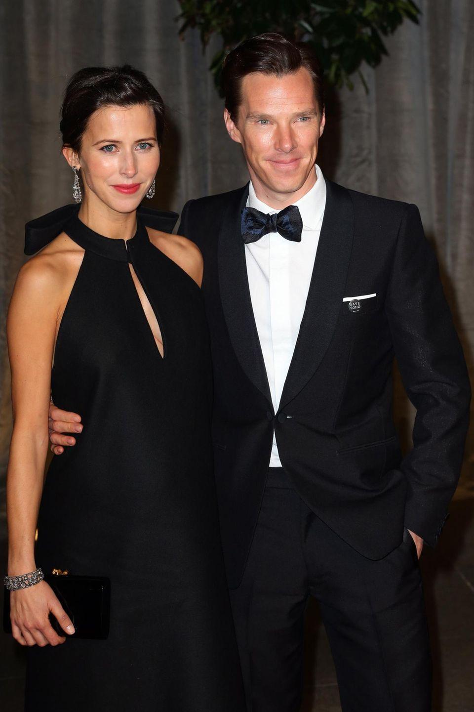 Sophie Hunter, Benedict Cumberbatch