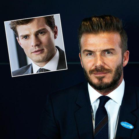 David Beckham, Jamie Dornan