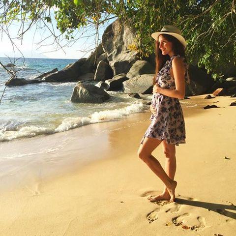 Johanna Klum: Sie erwartet ihr erstes Kind