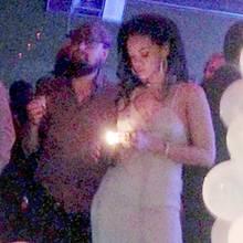 Leonardo DiCaprio, Rihanna
