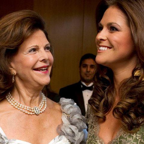 Königin Silvia, Prinzessin Madeleine