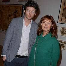 Susan Sarandon und Jonathan Bricklin