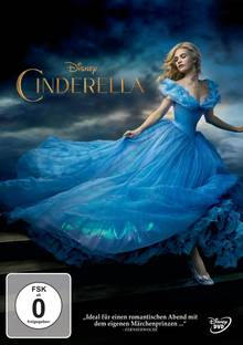 Ab dem 10. September zieht Cinderella in die heimischen vier Wänden ein. Da erscheint das Märchen auf DVD und Blu-ray.