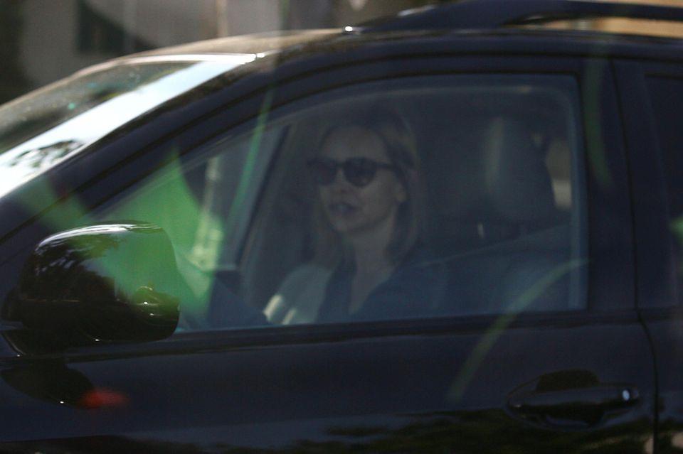 Calista Flockhart besucht ihren Ehemann täglich im Krankenhaus.