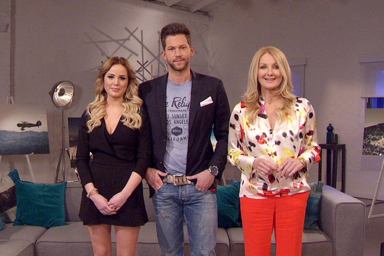 Bachelor Oliver, Liz, Frauke Ludowig