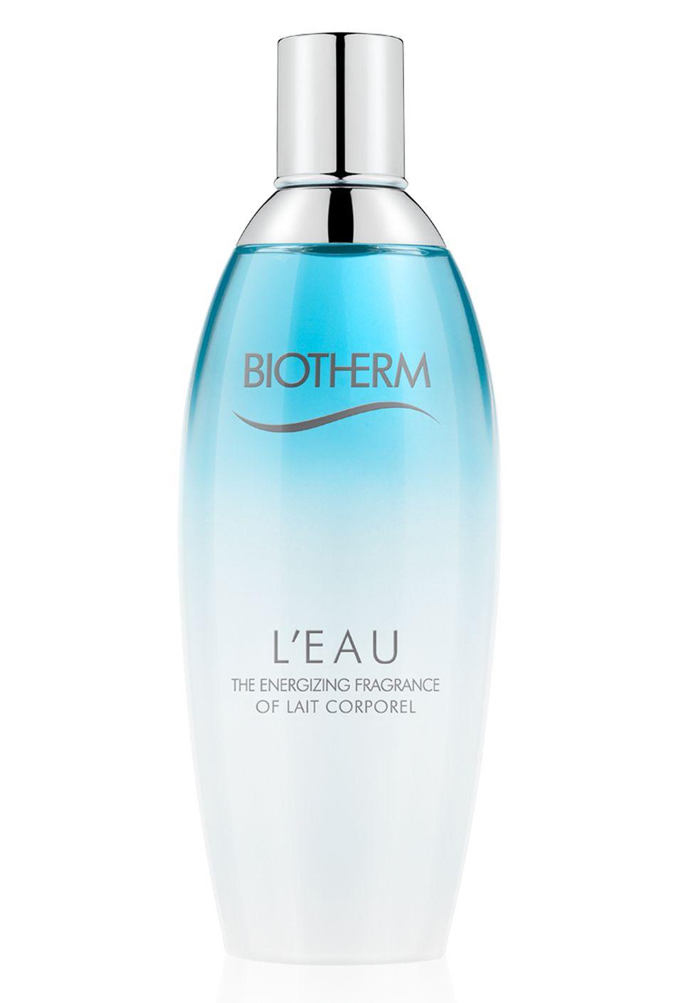 """""""L'Eau"""" von Biotherm, 100 ml EdT, ca. 43 Euro"""
