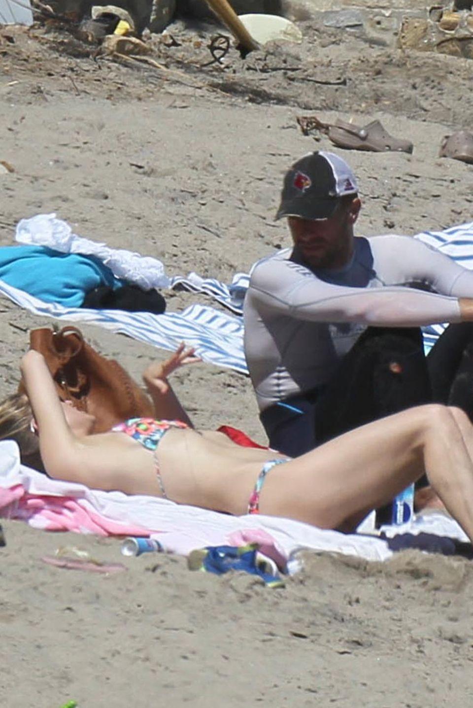 Kate Hudson, Chris Martin